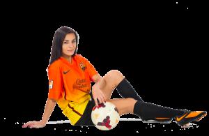 Justyna - FC Barcelona