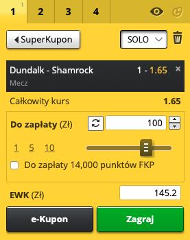 Shamrock Rovers Vs Dundalk